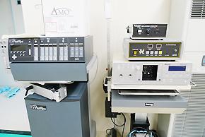 白内障手術機器